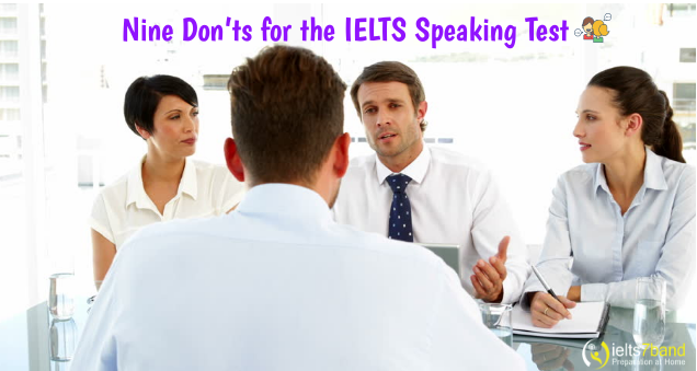 IELTS Speaking Test Part 1 to 50 Common Questions